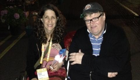 Lynne Sachs & Michael Moore